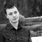 Fun Portraits of a Serious Thinker – Zach