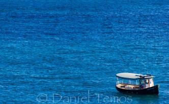 Art Photos - Boat On Ocean