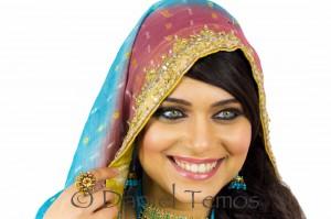 Indian Wedding Portraits - Fairah 1
