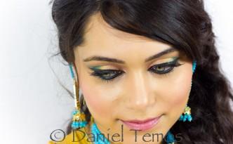 Indian Wedding Portraits - Fairah 2