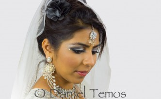 Indian Wedding Portraits - Nidhi 1