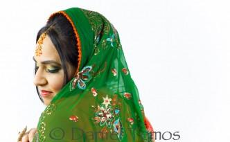 Indian Wedding Portraits - Sairah 1