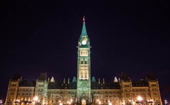 Night Photos - Ottawa Parliament