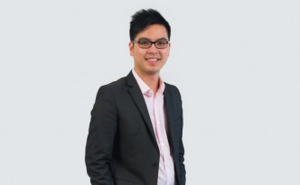 Business Portrait - Thanh 1