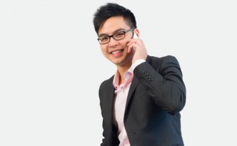 Business Portrait - Thanh 2