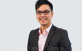 Business Portrait - Thanh 3